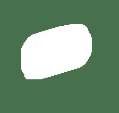 Sombra de logo minuano em tons brancos